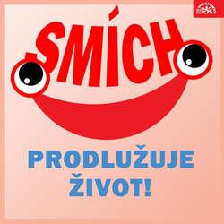 Audiokniha Smích prodlužuje život! - Miroslav Horníček - Stella Zázvorková