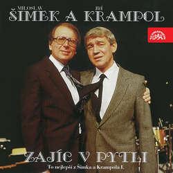 Audiokniha Zajíc v pytli. To nejlepší z Šimka a Krampola I. - Miloslav Šimek - Jiří Krampol