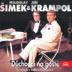 Důchodci na poště - To nejlepší z Šimka a Krampola II. - Miloslav Šimek (Audiokniha)