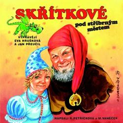 Skřítkové pod stříbrným městem - Michal Vaněček (Audiokniha)