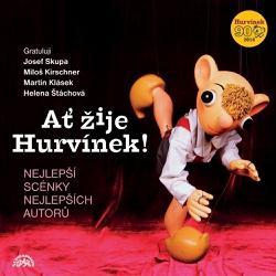 Ať žije Hurvínek! - František Nepil (Audiokniha)