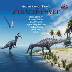 Audiokniha Ztracený svět - Arthur Conan Doyle - Rudolf Pellar