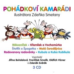 Pohádkoví kamarádi - Zdeněk Svěrák (Audiokniha)