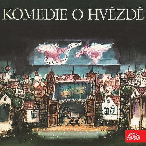 Audiokniha Komedie o hvězdě - Miloš Kopecký - Růžena Merunková