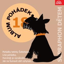 "Album pohádek ""Supraphon dětem"" 18 - Karel Čapek (Audiokniha)"