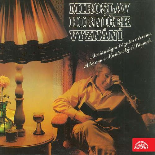 Audiokniha Vyznání Mariánským Lázním v červnu a červnu v Mariánských Lázních - Miroslav Horníček - Miroslav Horníček