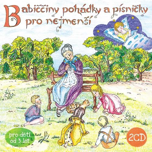 Babiččiny pohádky a písničky pro nejmenší -  Česká lidová (Audiokniha)