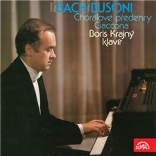Bach, Busoni: Chorálové předehry, Ciaccona -  (Audiokniha)
