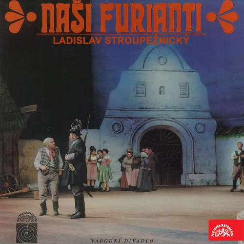 Audiokniha Naši furianti - Ladislav Stroupežnický - Bořivoj Navrátil