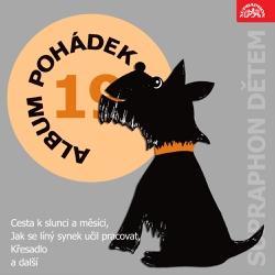 """Album pohádek """"Supraphon dětem"""" 19 - Božena Němcová (Audiokniha)"""