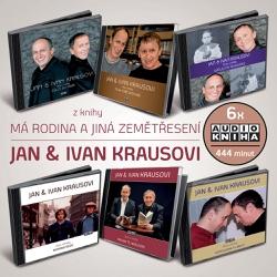 Má rodina a jiná zemětřesení - Ivan Kraus (Audiokniha)