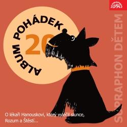 "Album pohádek ""Supraphon dětem"" 20 - Jan Werich (Audiokniha)"
