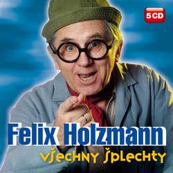 Audiokniha Všechny šplechty (komplet) - Felix Holzmann - Lubomír Lipský
