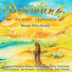 Povídánky bájného vypravěče - Petr Jánský (Audiokniha)