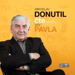 Miroslav Donutil čte povídky Oty Pavla - Ota Pavel (Audiokniha)