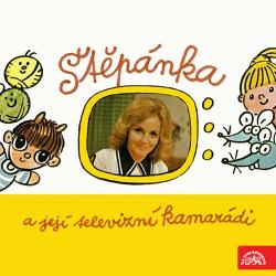 Štěpánka a její televizní kamarádi - Otmar Mácha (Audiokniha)