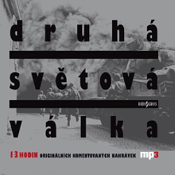 Druhá světová válka - Marek Janáč (Audiokniha)