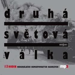 Audiokniha Druhá světová válka - Marek Janáč - Marek Janáč