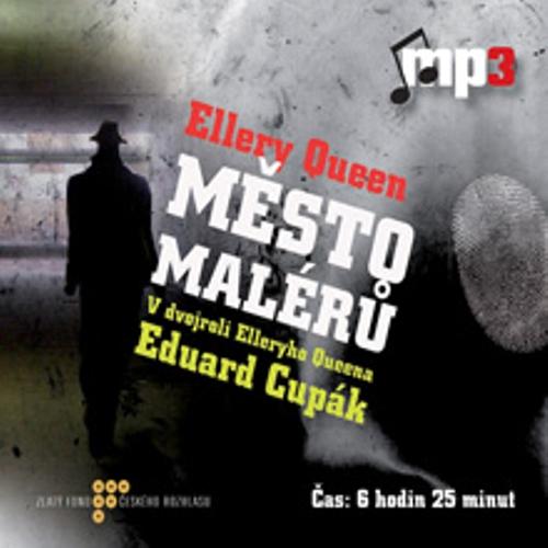 Město malérů - Ellery Queen (Audiokniha)