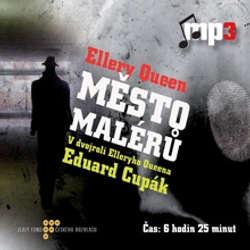 Audiokniha Město malérů - Ellery Queen - Růžena Merunková