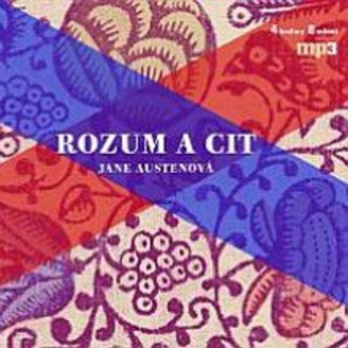 Audiokniha Rozum a cit - Jane Austenová - Taťjana Medvecká