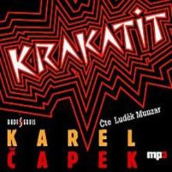 Krakatit - Karel Čapek (Audiokniha)