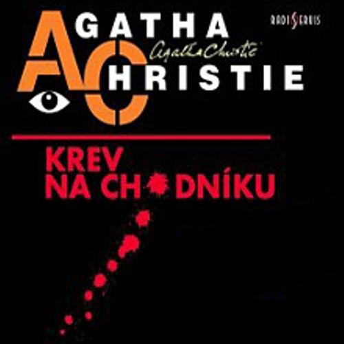 Krev na chodníku - Agatha Christie (Audiokniha)