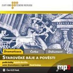 Audiokniha Starověké báje a pověsti - Rudolf Mertlík - Pavel Soukup