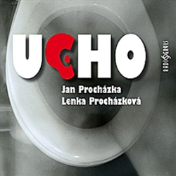 Ucho - Jan Procházka (Audiokniha)