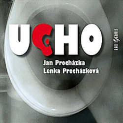 Audiokniha Ucho - Jan Procházka - Igor Bareš