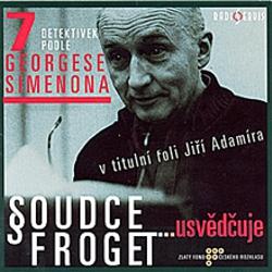 Soudce Froget usvědčuje - Georges Simenon (Audiokniha)
