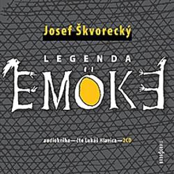 Legenda Emöke - Josef Škvorecký (Audiokniha)