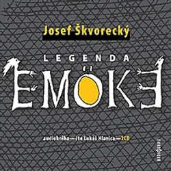 Audiokniha Legenda Emöke - Josef Škvorecký - Lukáš Hlavica