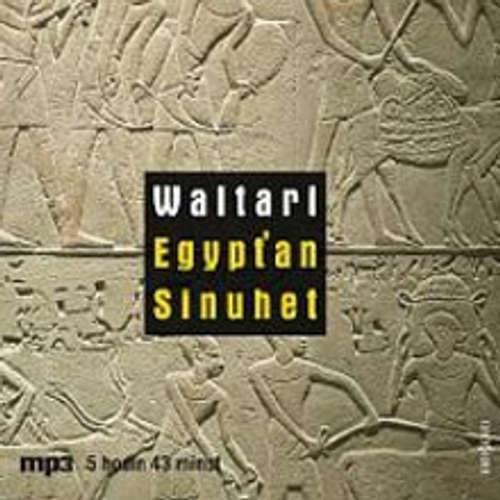 Audiokniha Egypťan Sinuhet - Mika Waltari - Josef Červinka