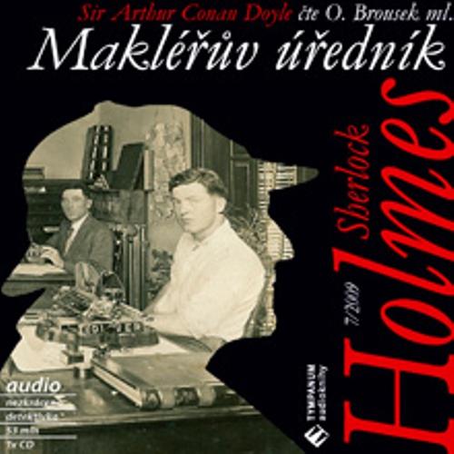 Sherlock Holmes 7 - Makléřúv úřednik - Arthur Conan Doyle (Audiokniha)