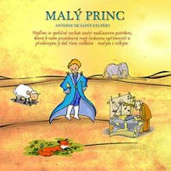 Audiokniha Malý princ - Antoine de Saint-Exupéry - Pavel Vacek