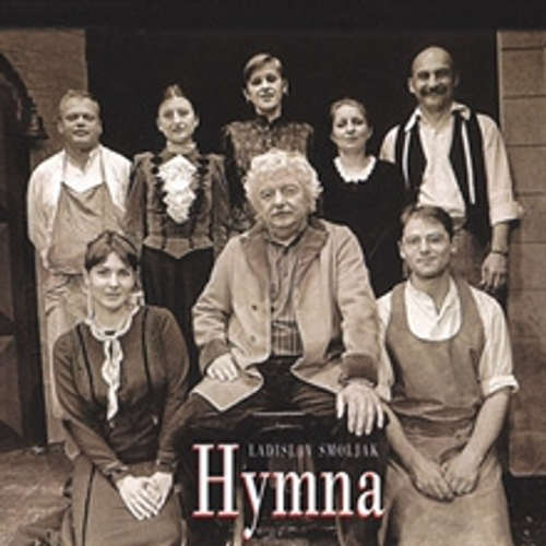 Audiokniha Hymna - Ladislav Smoljak - Studio Láďa