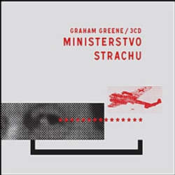 Audiokniha Ministerstvo strachu - Graham Greene - Lukáš Hlavica