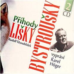 Příhody lišky Bystroušky - Rudolf Těsnohlídek (Audiokniha)