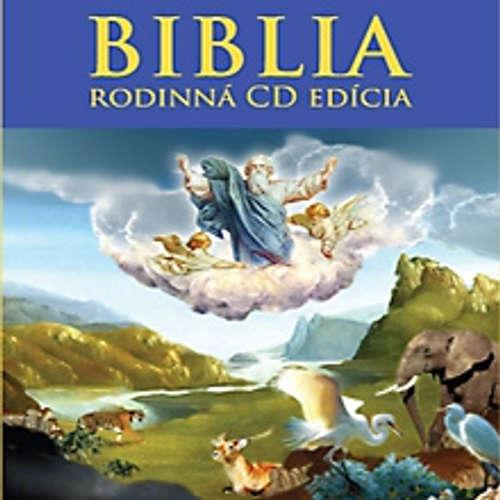 Audiokniha Biblia - Starý Zákon (1 - 10) - Různí autoři - Ľuboš Kostelný