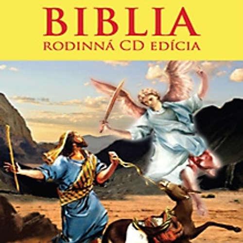 Audiokniha Biblia - Starý Zákon (11 - 20) - Různí autoři - Ľuboš Kostelný