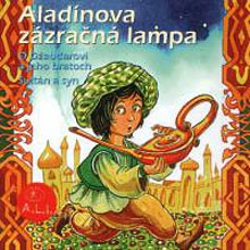 Aladínova zázračná lampa - Z Rozprávky Do Rozprávky (Audiokniha)