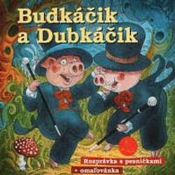 Audiokniha Budkáčik a Dubkáčik - Z Rozprávky Do Rozprávky - Richard Stanke