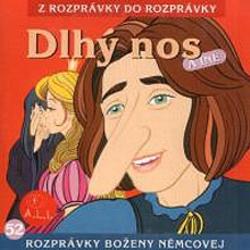 Dlhý nos - Z Rozprávky Do Rozprávky (Audiokniha)
