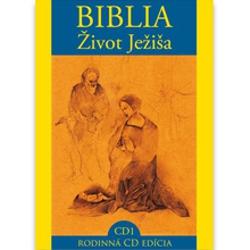 Biblia - Život Ježiša 1 - Různí Autoři (Audiokniha)