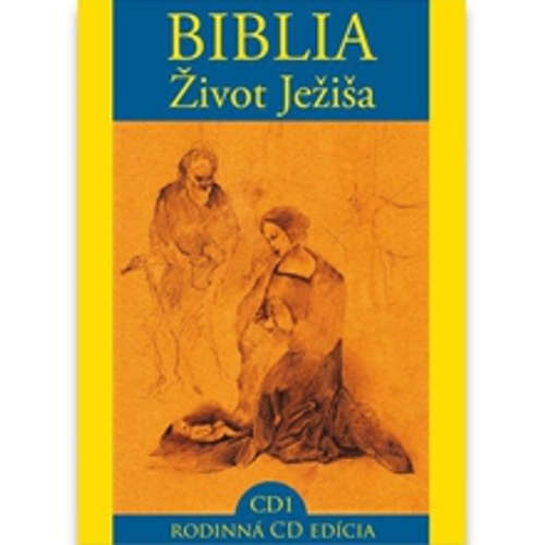 Audiokniha Biblia - Život Ježiša 1 - Various authors - Peter Sklár