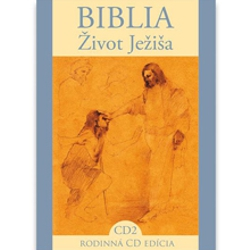Biblia - Život Ježiša 2 - Různí Autoři (Audiokniha)