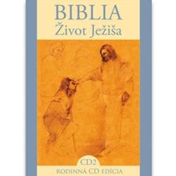 Biblia - Život Ježiša 2 - Rôzni Autori (Audiokniha)