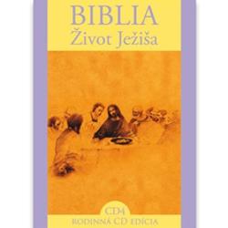 Biblia - Život Ježiša 4 - Authors Various (Audiokniha)
