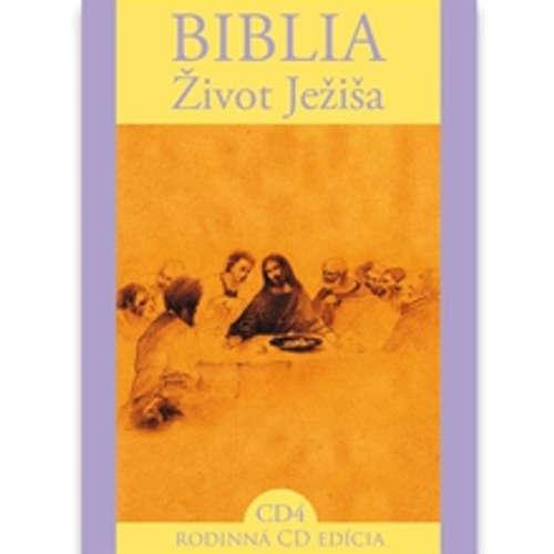 Audiokniha Biblia - Život Ježiša 4 - Různí autoři - Peter Sklár